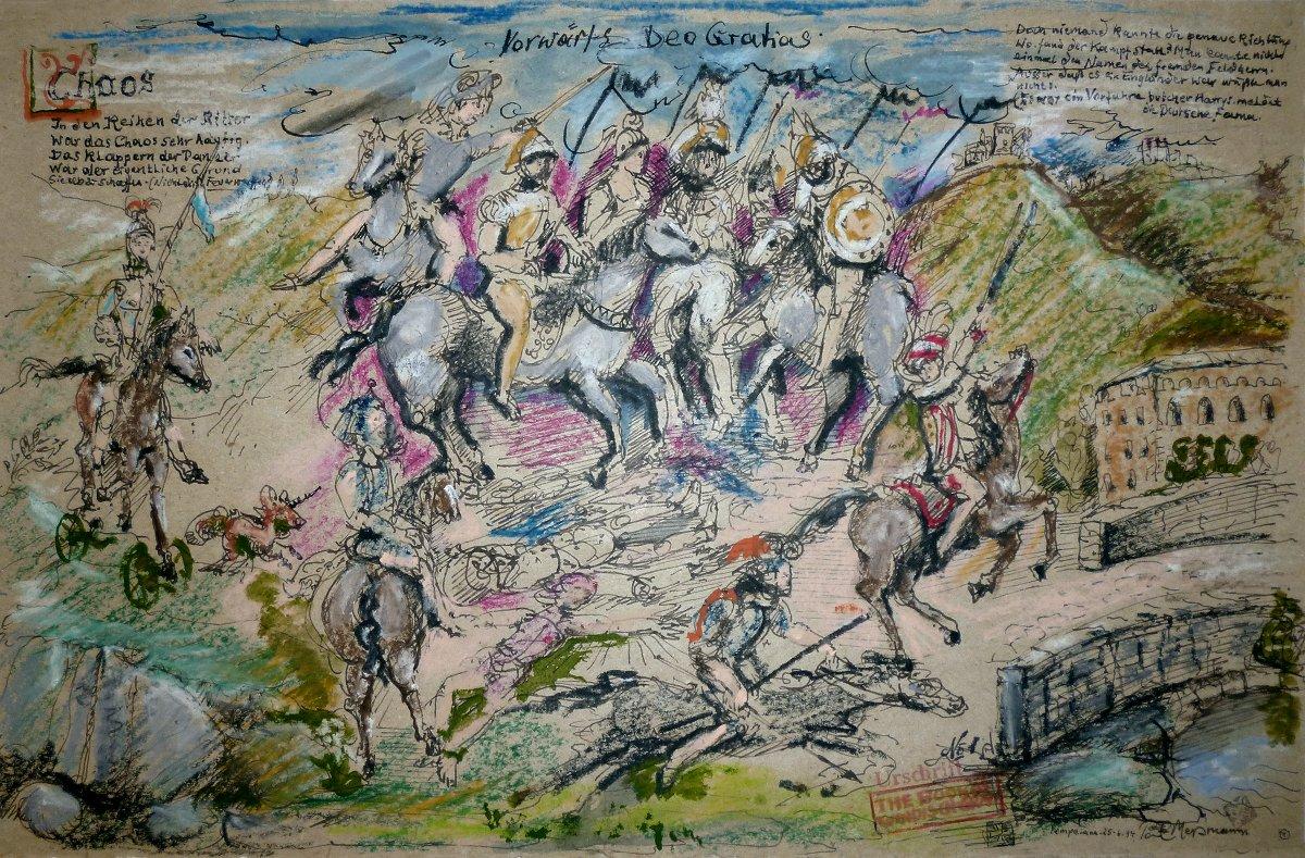Paul Mersmann: Cavalleria andante