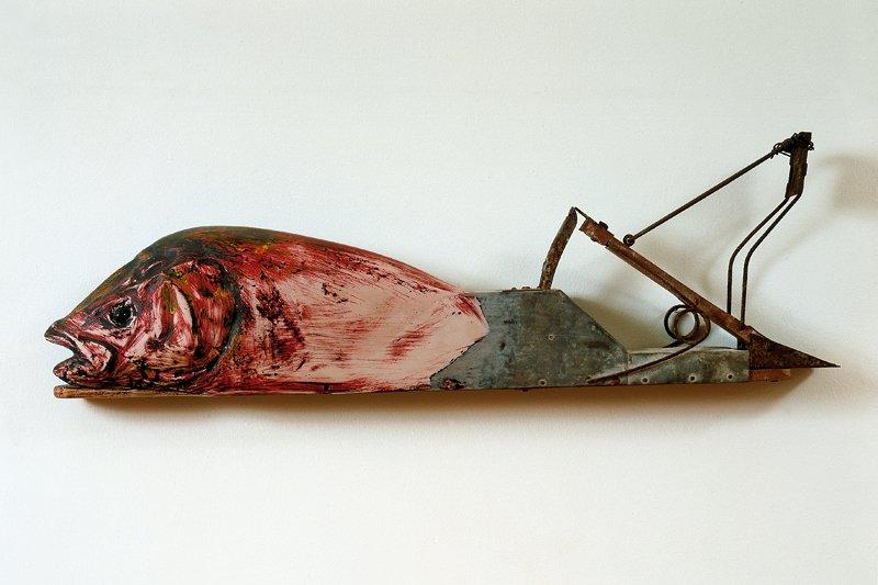 Michael Schulze: Fish