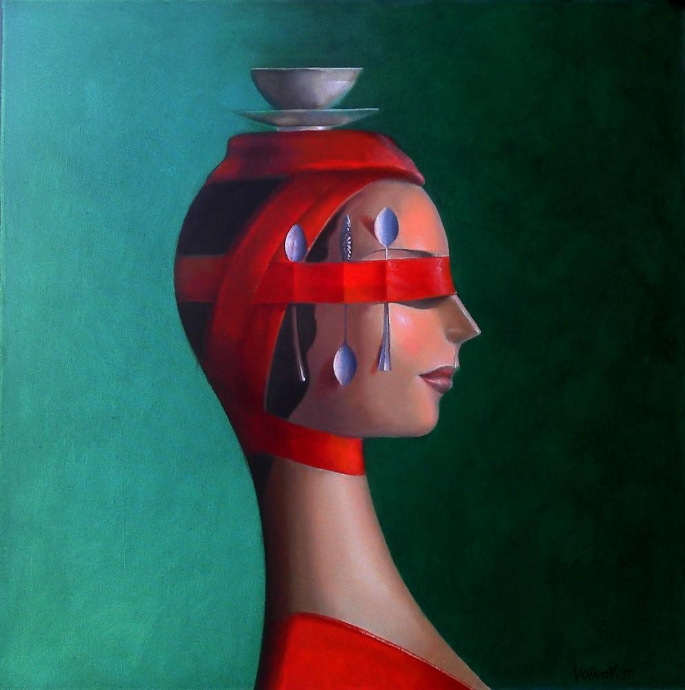 Dimitri Vojnov: Kaffeezeit. Acht Bilder